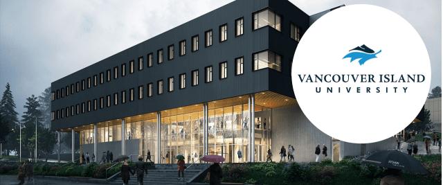 Ngôi trường lý tưởng cho du học sinh Canada - Vancouver Island University -  GLN