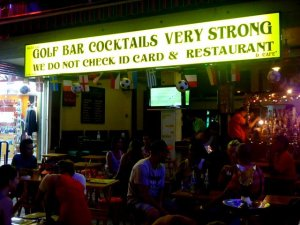 Khao San Road Bar