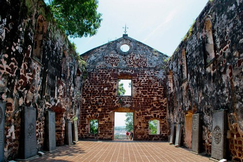 Things to Do in Melaka - Saint Paul's Church