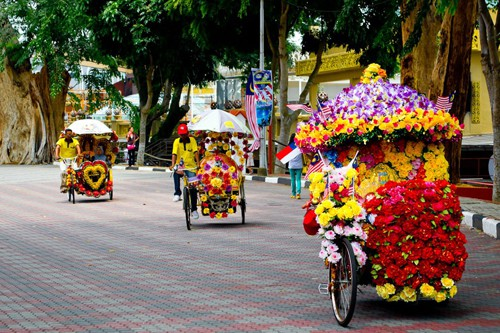 Things to Do in Melaka - Ride a Trishaw!