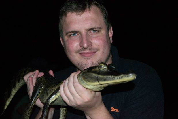 Lee and the Caiman