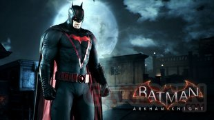 Batman Arkham Knight Earth 2 Dark Knight skin