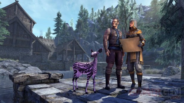 The Elder Scrolls Online Lost Treasures of Skyrim 20 09 2020