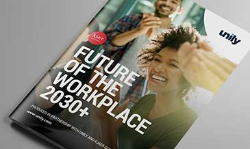 Future of Work & Workplaces 2030+
