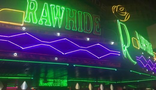 ソイカウボーイのゴーゴーバー【ローハイド (Raw Hide)】のレビュー