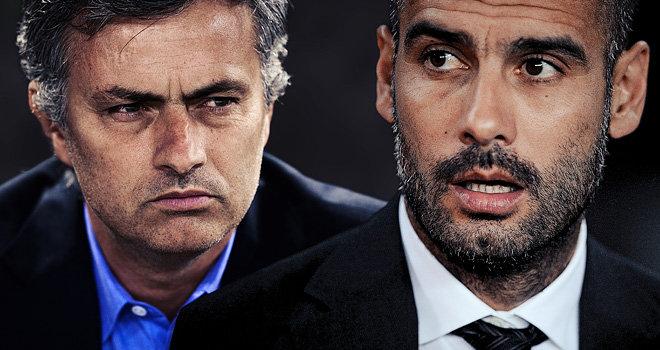 Pep-Guardiola-Jose-Mourinho