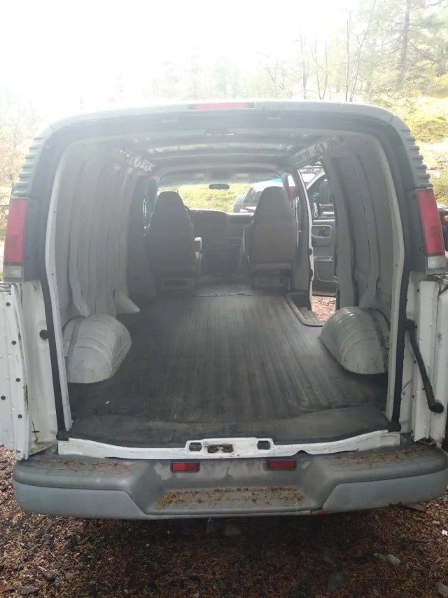 simple van build how to