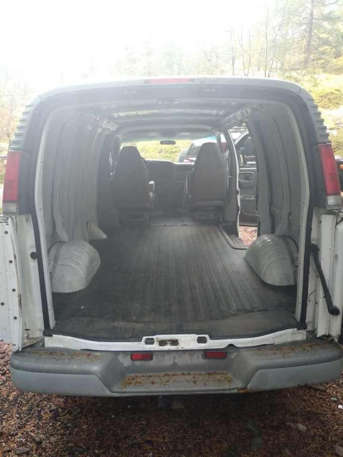 simple van build how to