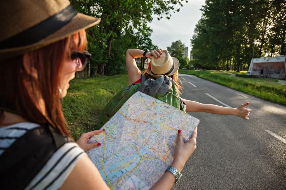 The Hitchhikers Guide to Hitchhiking