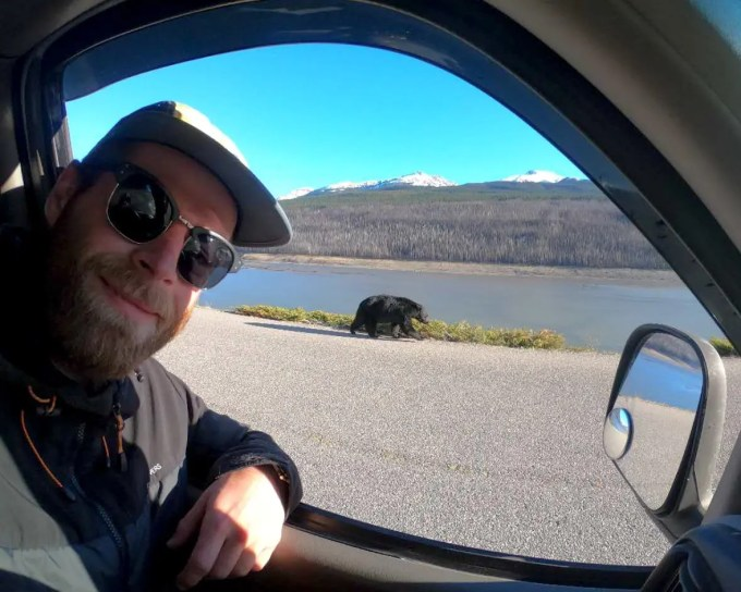 road trip simple van conversion