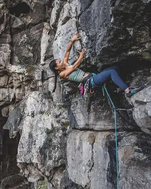 outdoor climbing china
