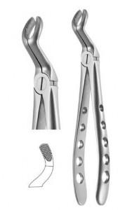 Upper Molar, Universal, X-TRAC forceps - 6701