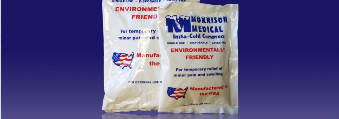 disposable instant cold packs