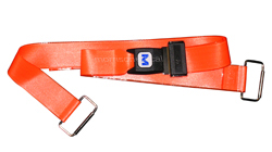ems backboard and stretcher straps