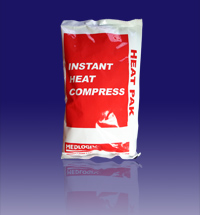 Instant Heat Packs - EMS Supplies