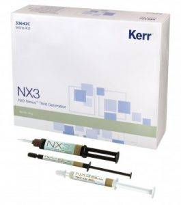 kerr dental cement - NX3
