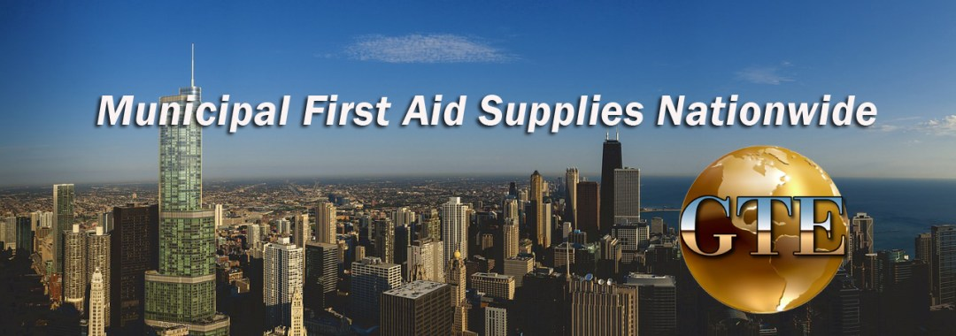 Community first aid supplies