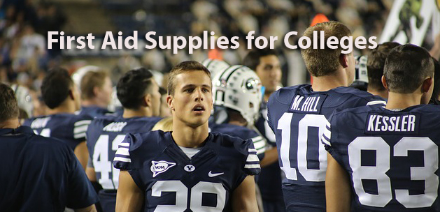 First Aid Supplies for colleges - GTE