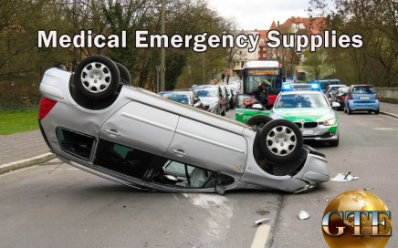 accident - medical emergency supplies at GTE