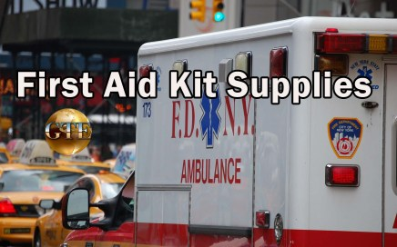 First Aid Kit Supplies