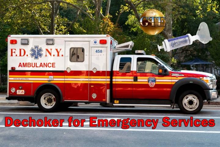 EMS Dechoker Device