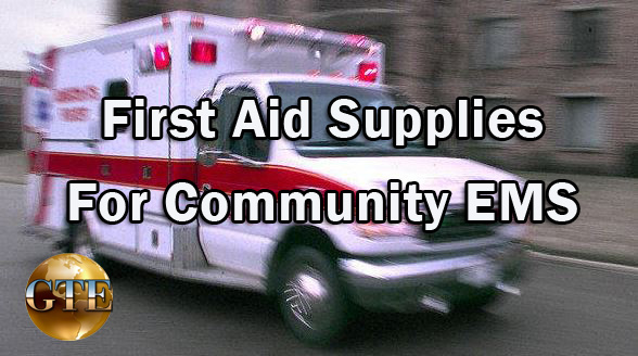 Emergency Medical Supplies For Cities