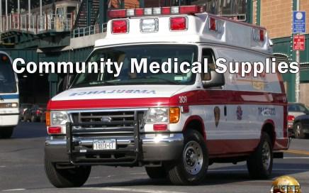 Community Medical Supplies