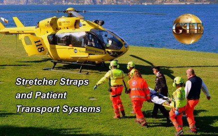 Stretcher Straps and Patient Transport Systems