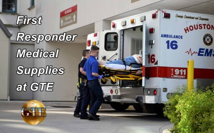 First Responder Medical Supplies