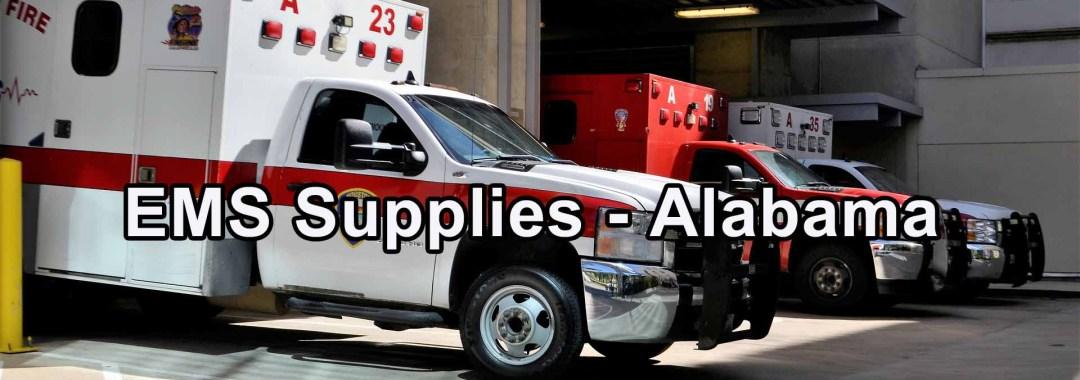 EMS Supplies - Alabama