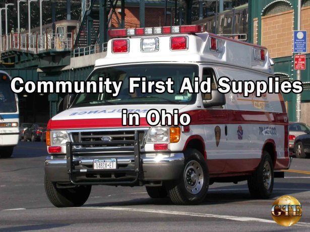 EMS Supplies - Ohio - Community First Aid Supplies - Ambulance