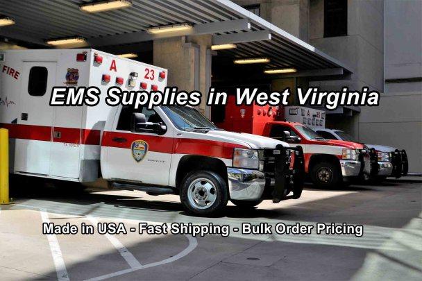EMS Supplies West Virginia