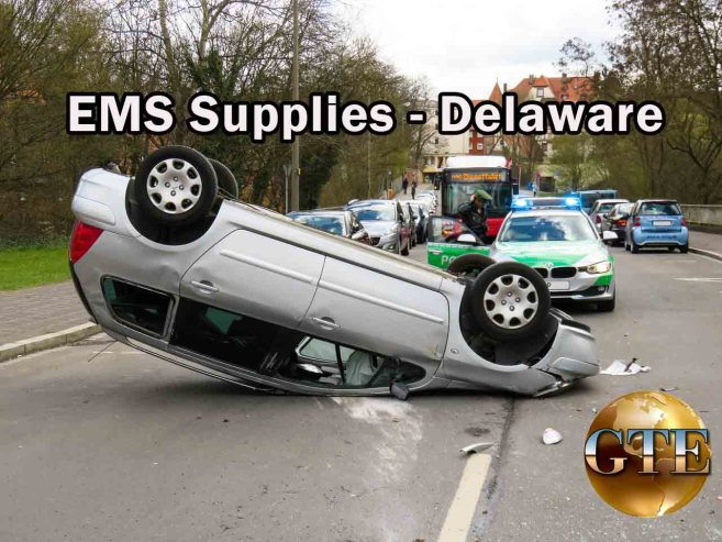 EMS Supplies - Delaware