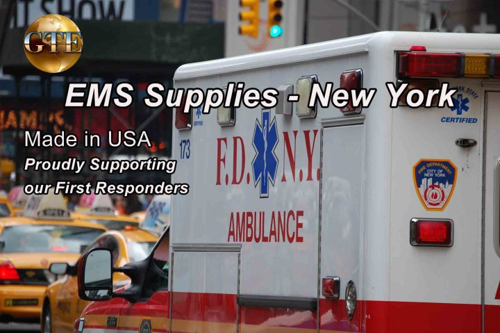 EMS Supplies New York
