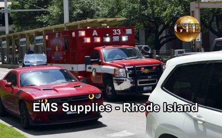 EMS Supplies - Rhode Island - GTE