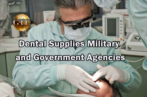 Coast Guard Dental Supplies - Dental Supplies Coast Guard
