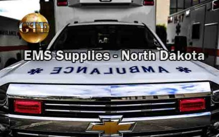EMS Supplies - North Dakota - Ambulance