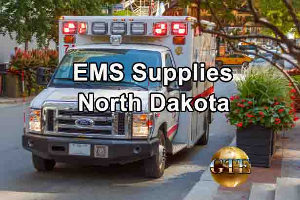 EMS Supplies - North Dakota - Ambulance