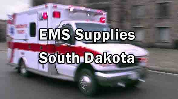 EMS Supplies - South Dakota