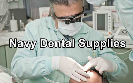 Navy Dental Supplies
