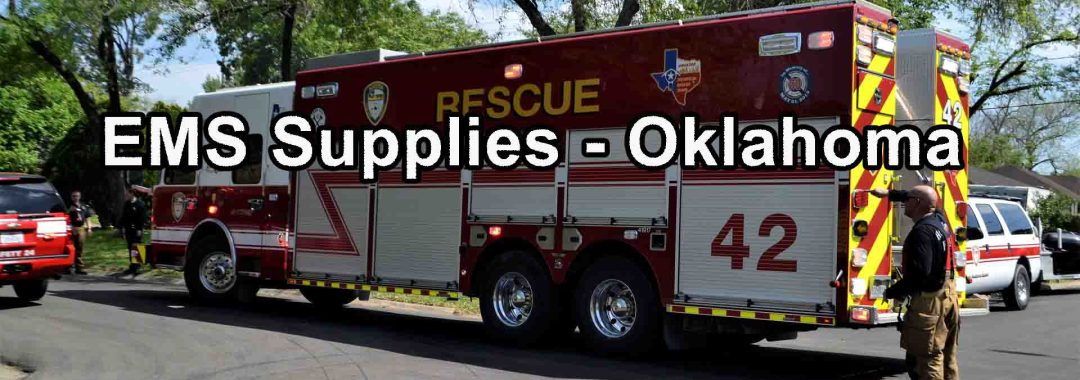 EMS Supplies - Oklahoma