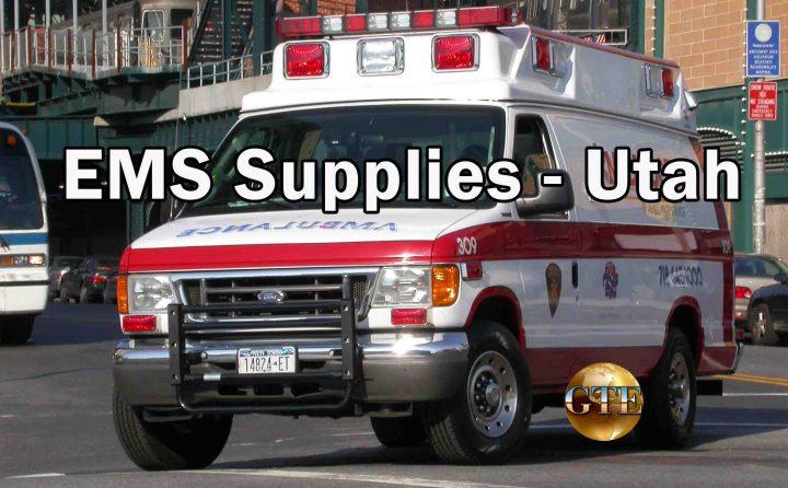 EMS Supplies - Utah