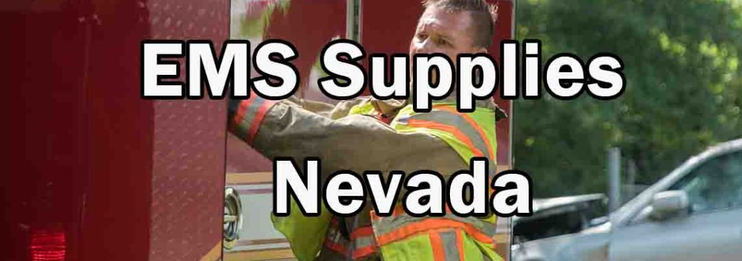 EMS Supplies - Nevada