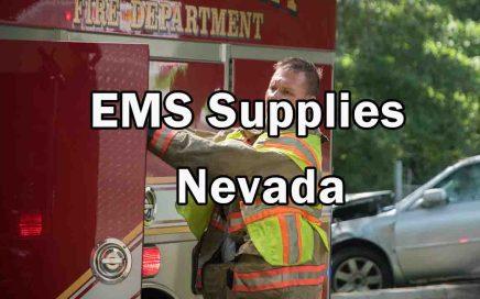 EMS Supplies - Nevada