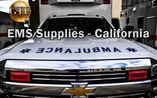 EMS Supplies - California