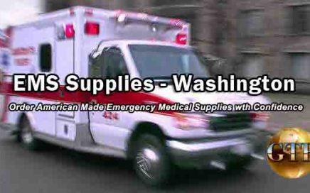 EMS Supplies - Washington