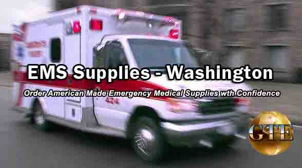 EMS Supplies - Washington