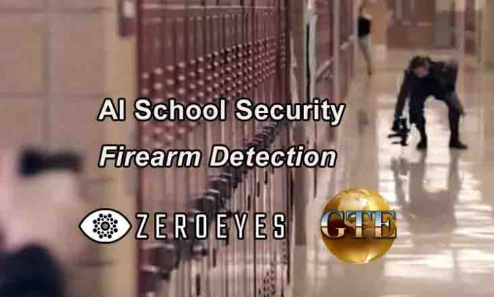 Artificial Intelligence School Security - Firearm Detection