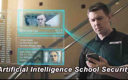 Artificial Intelligence School Security