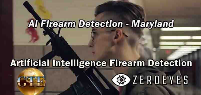 AI Firearm Detection - Maryland School Security